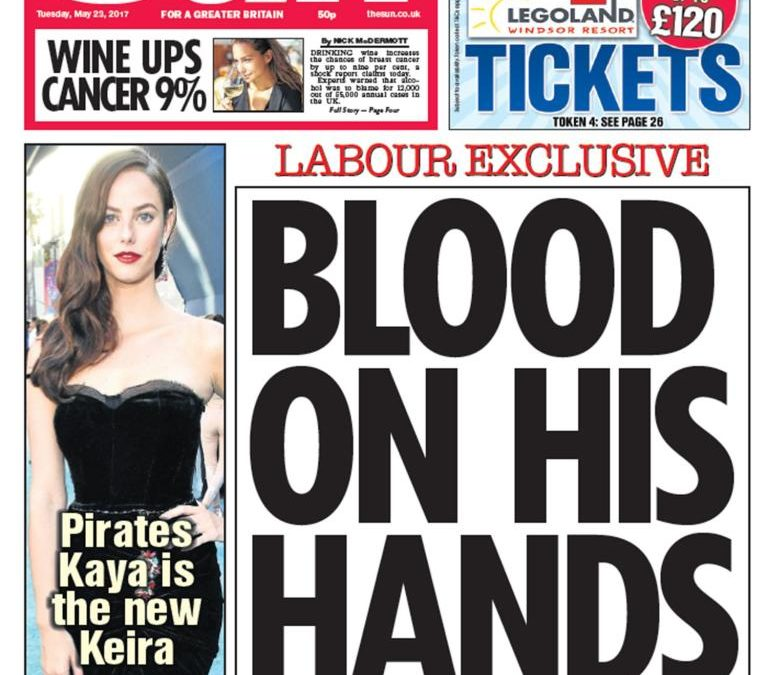 The Sun: News or Dangerous Media Fear-mongering?