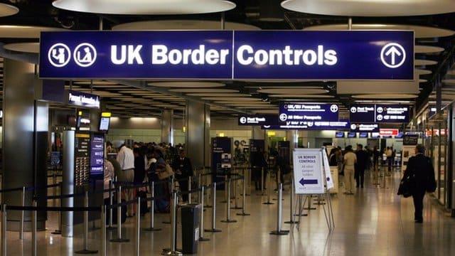 Tuberculosis tests for visa applicants