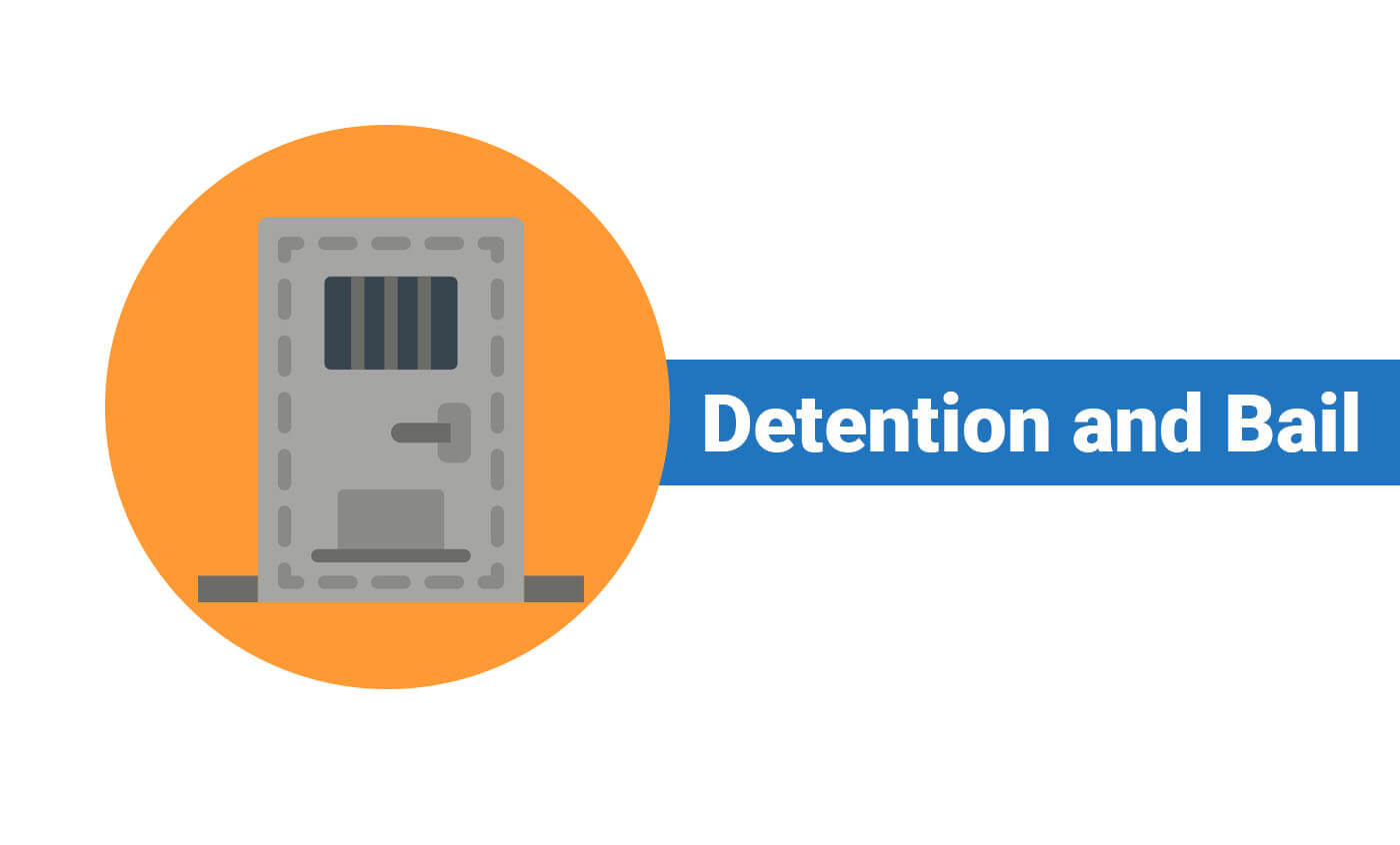 Detention and Bail