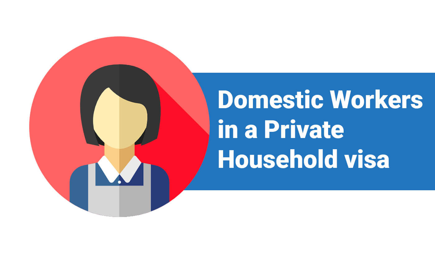 Domestic Workers in a Private Household visa