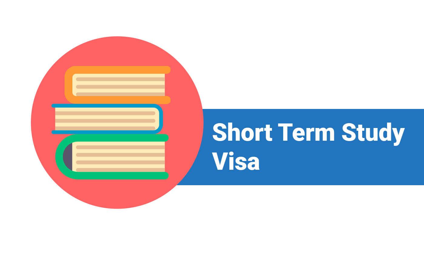 Short-term study visa