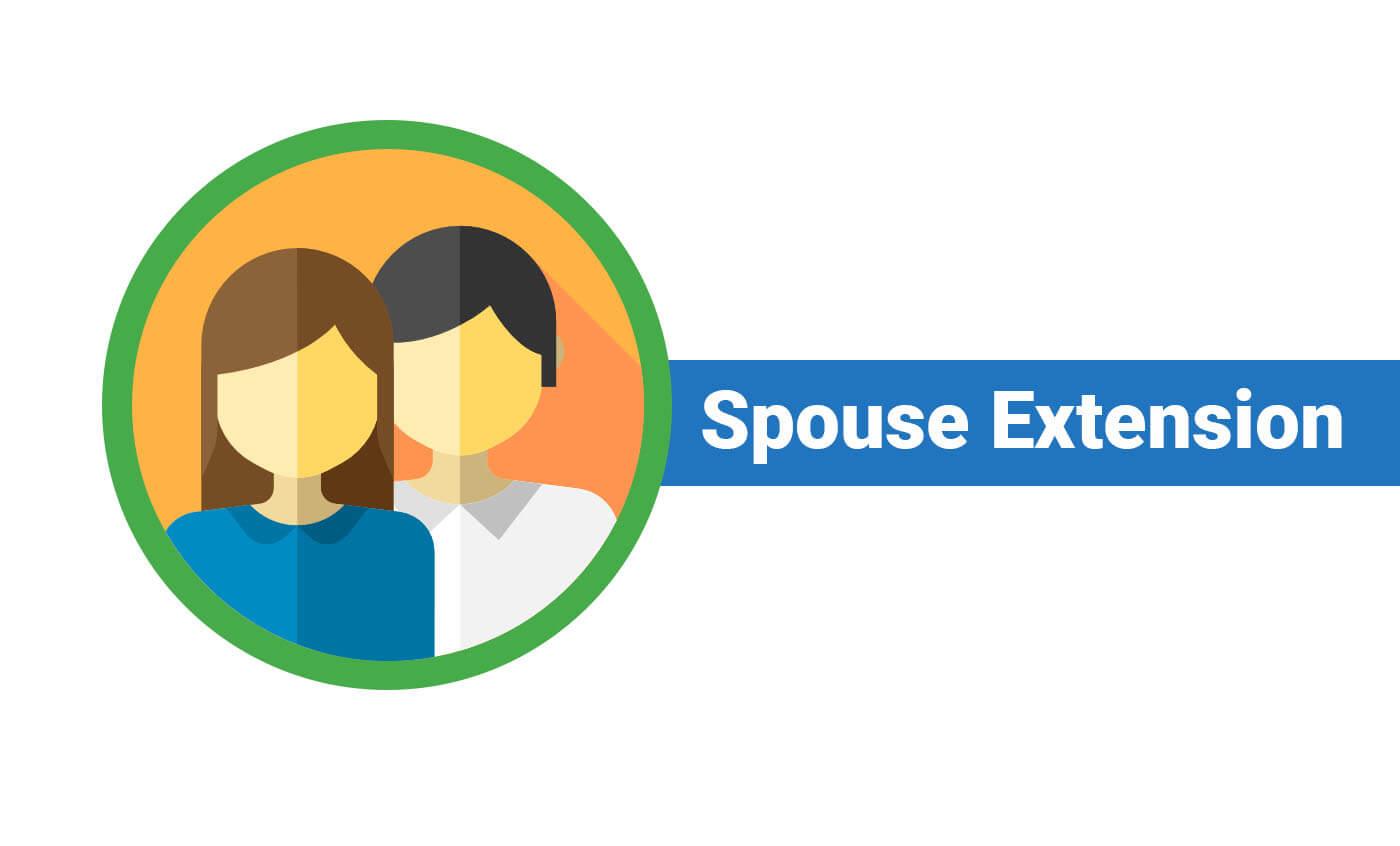 Spouse extension