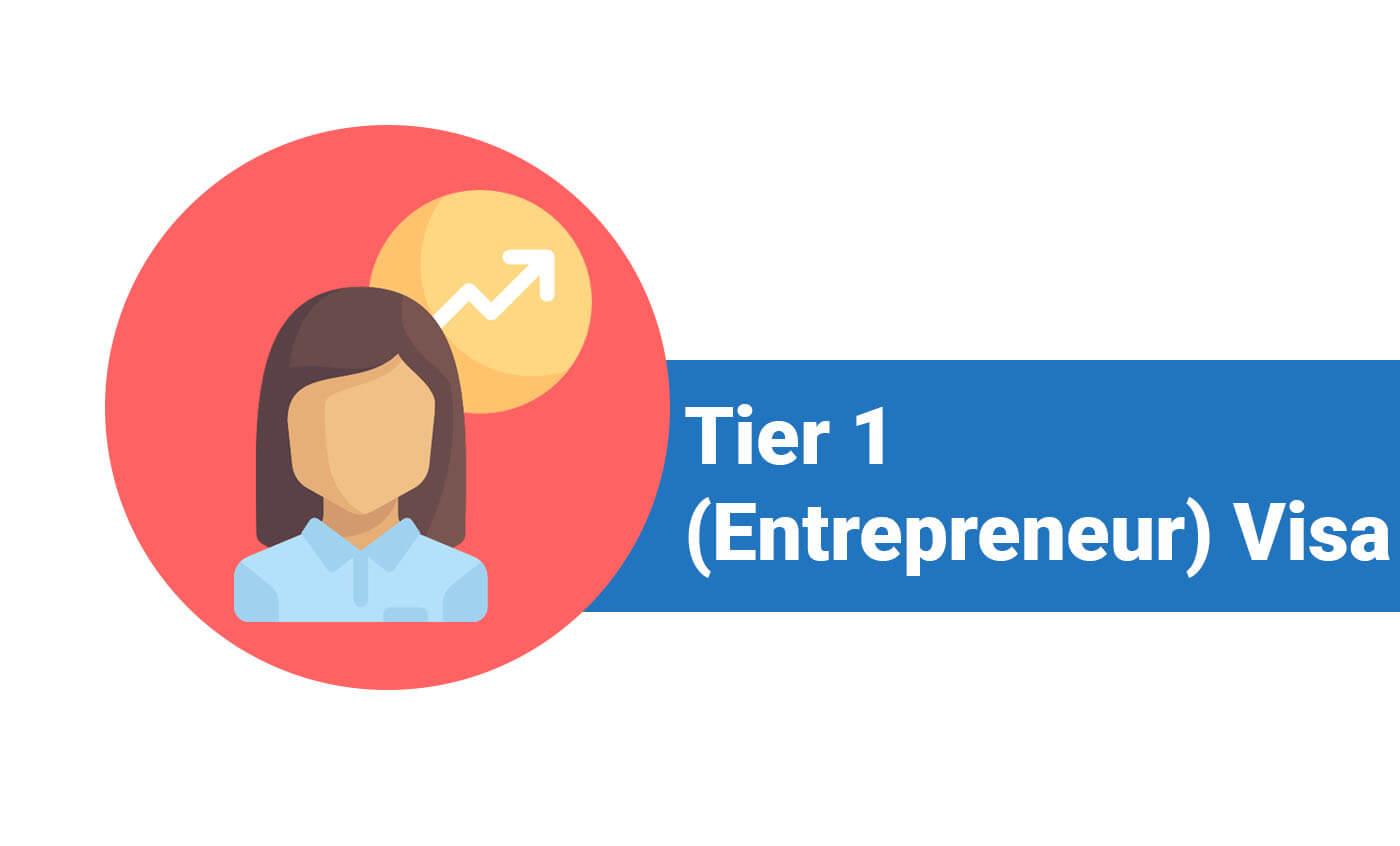Tier 1 (Entrepreneur) Visa