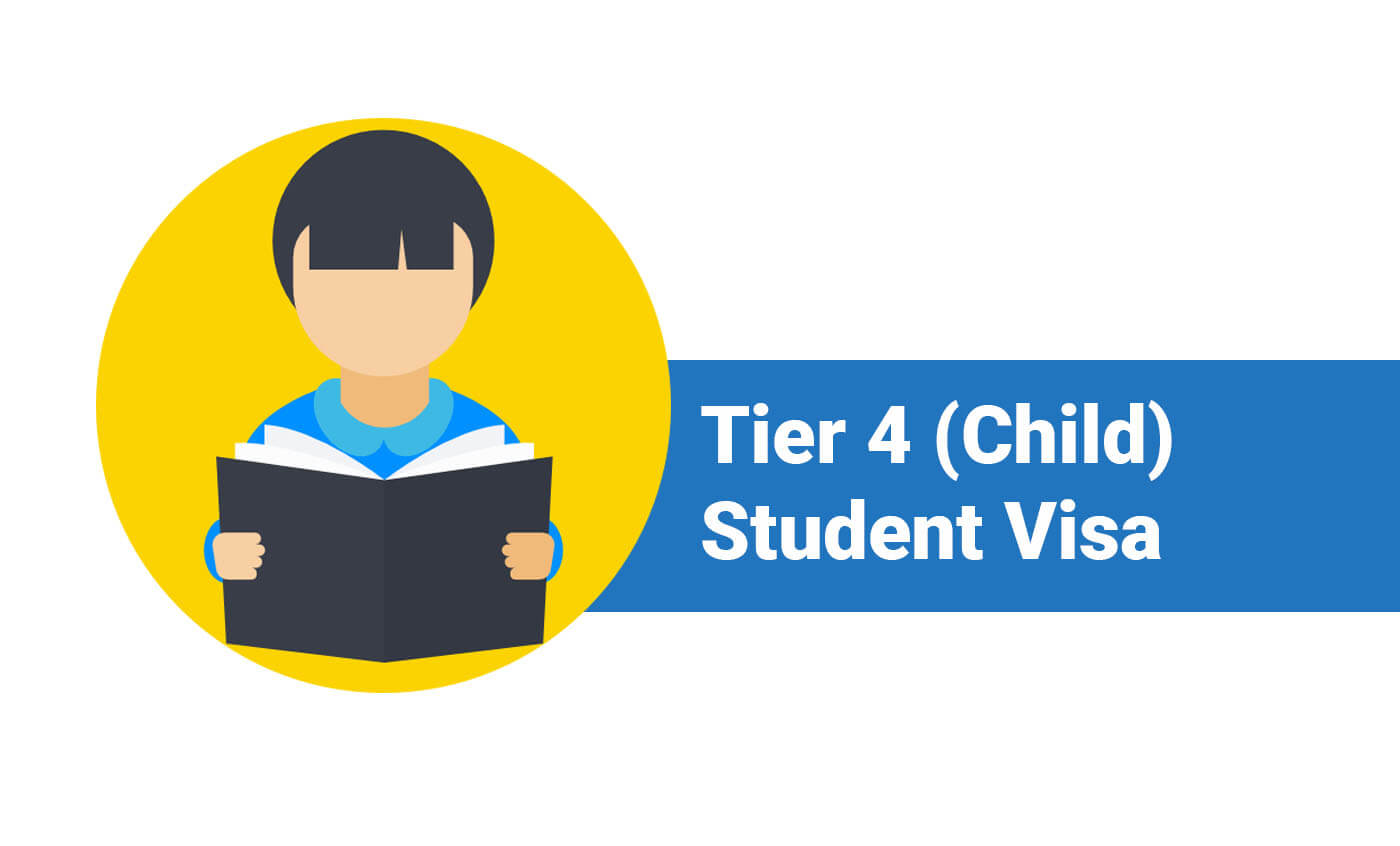 Tier 4 (Child) Student Visa