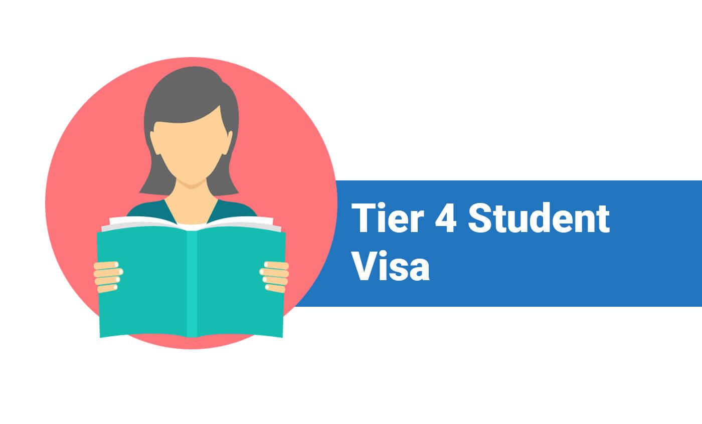 Tier 4 Student visa